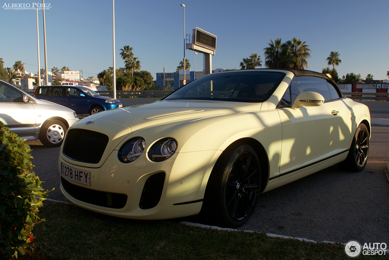 bentley continental supersports convertible 1 january 2013. Cars Review. Best American Auto & Cars Review