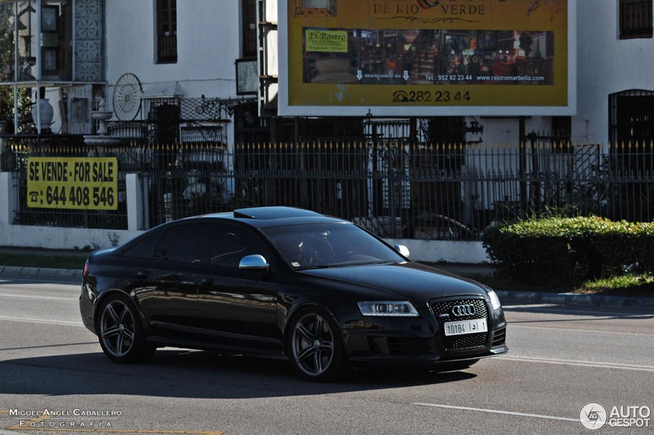 Audi Rs6 Sedan C6 2 January 2013 Autogespot