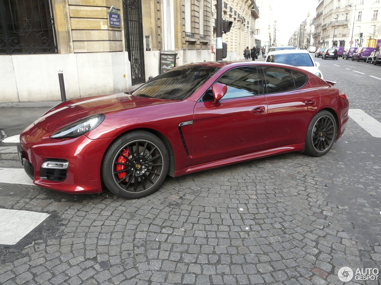 porsche panamera turbo s 2 january 2013 autogespot. Black Bedroom Furniture Sets. Home Design Ideas