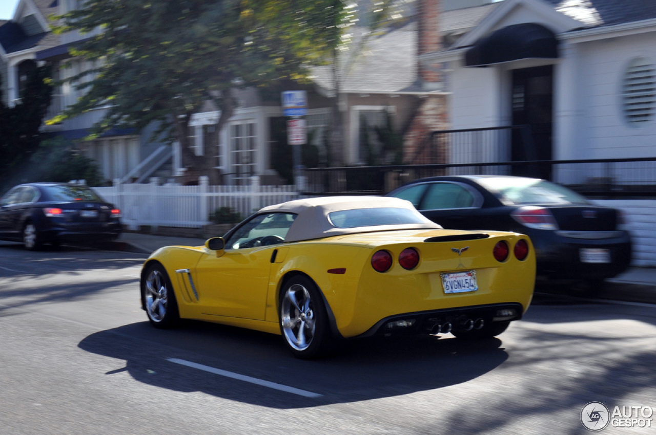 chevrolet corvette c6 grand sport convertible 3 january. Black Bedroom Furniture Sets. Home Design Ideas