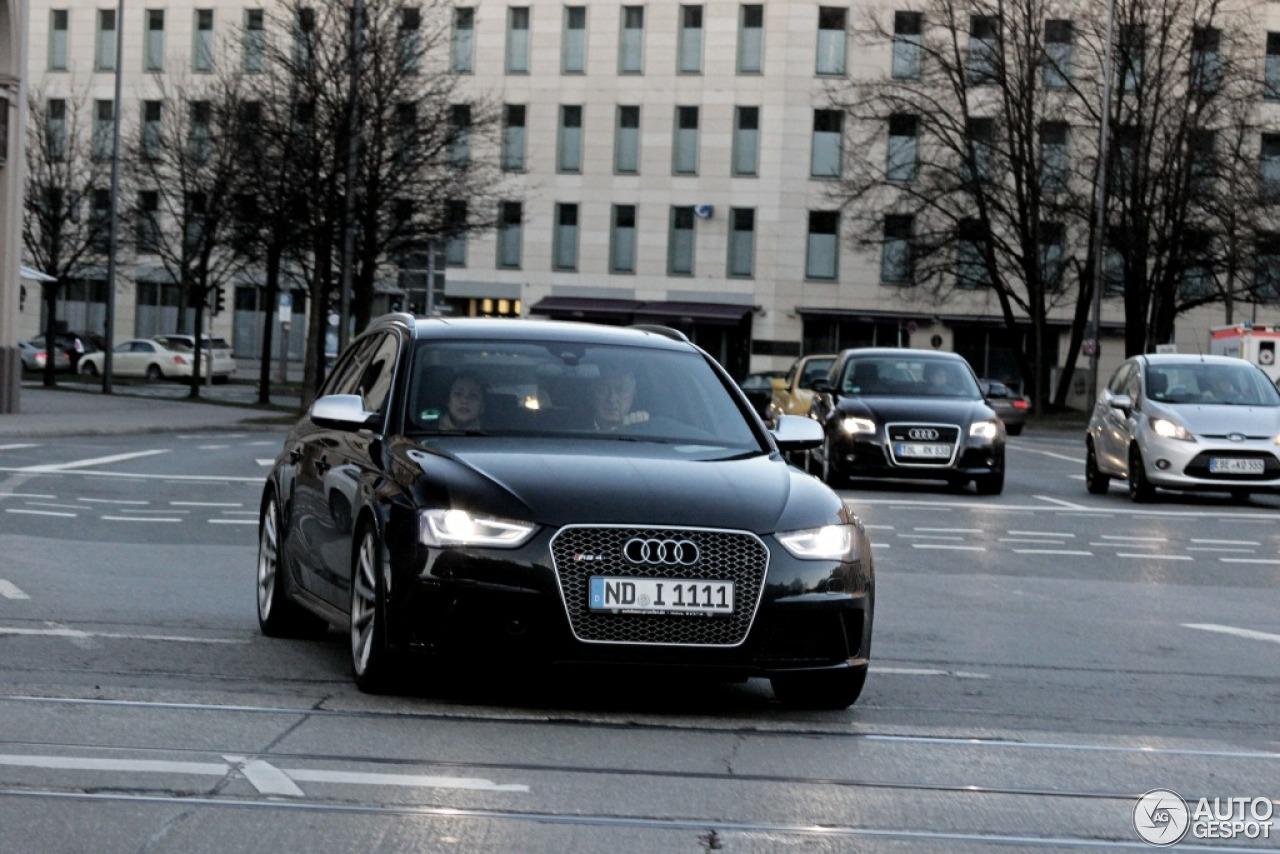 Audi Rs4 Avant B8 4 January 2013 Autogespot