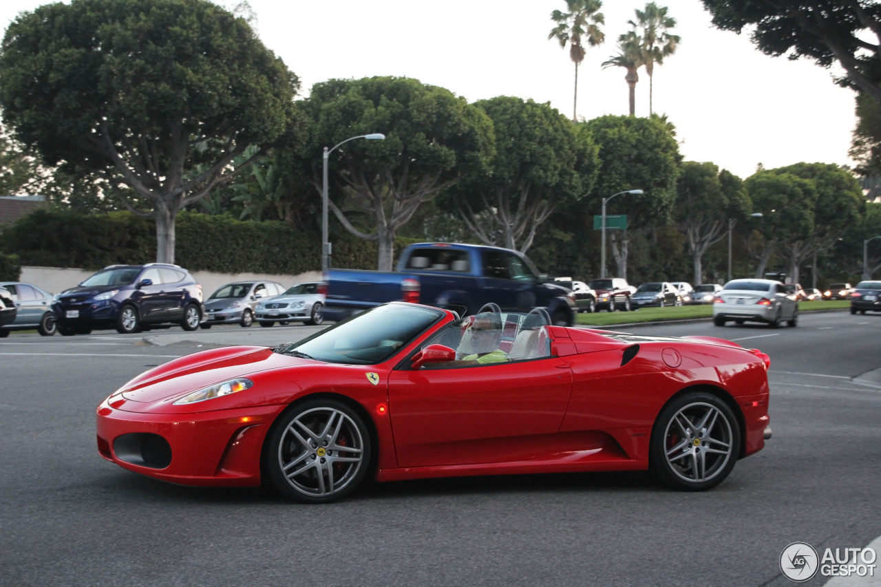 ferrari f430 spider 5 january 2013 autogespot. Black Bedroom Furniture Sets. Home Design Ideas