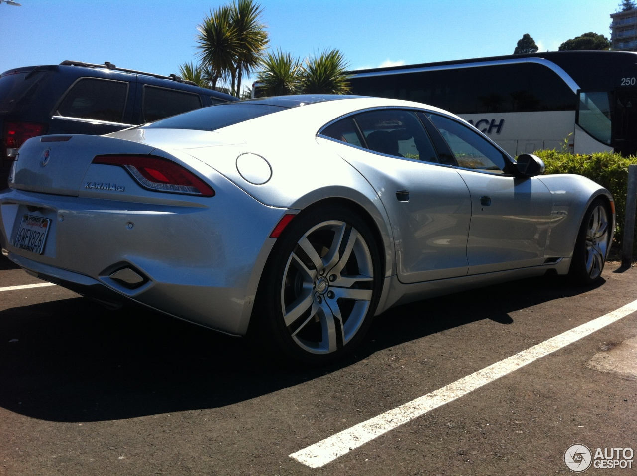 fisker karma 5 janvier 2013 autogespot. Black Bedroom Furniture Sets. Home Design Ideas