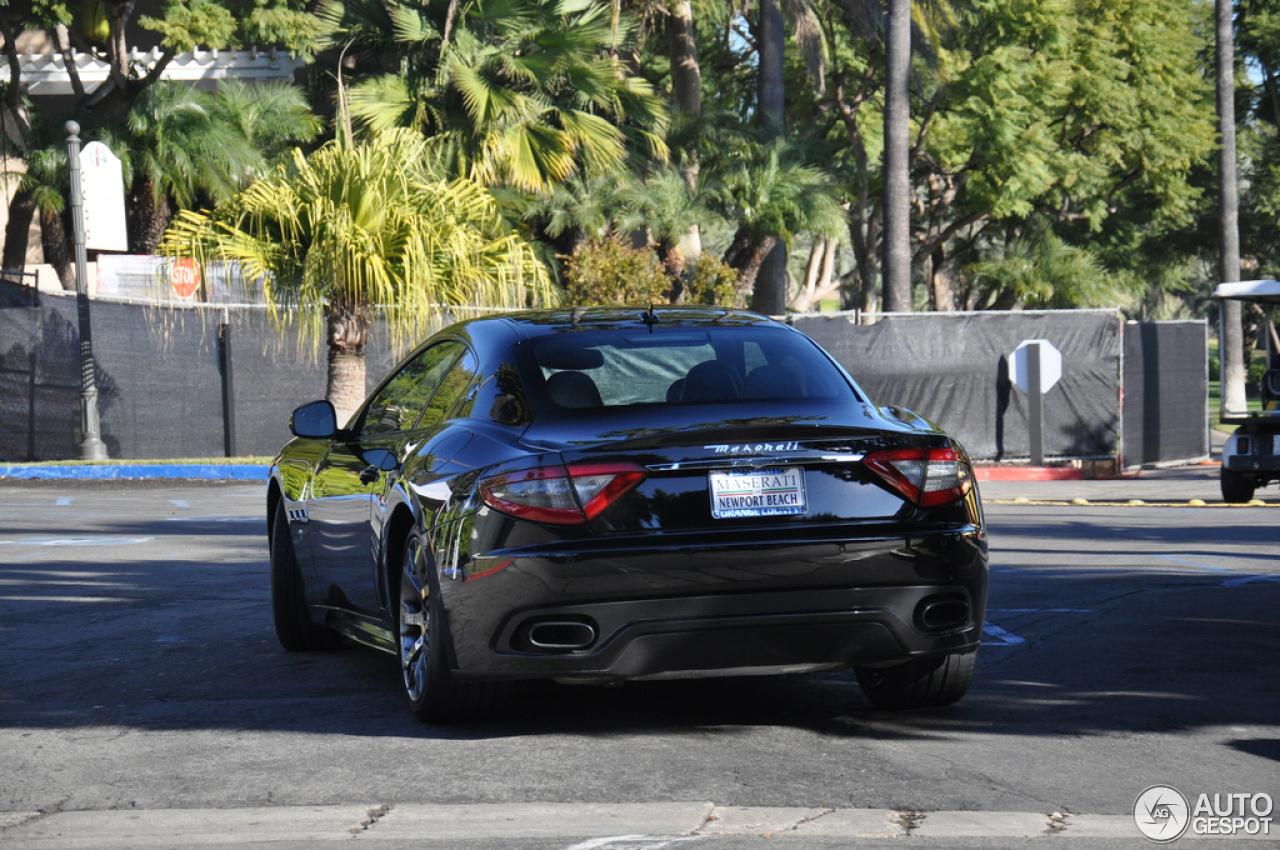 Maserati granturismo sport 5 enero 2013 autogespot for A salon aurora mo