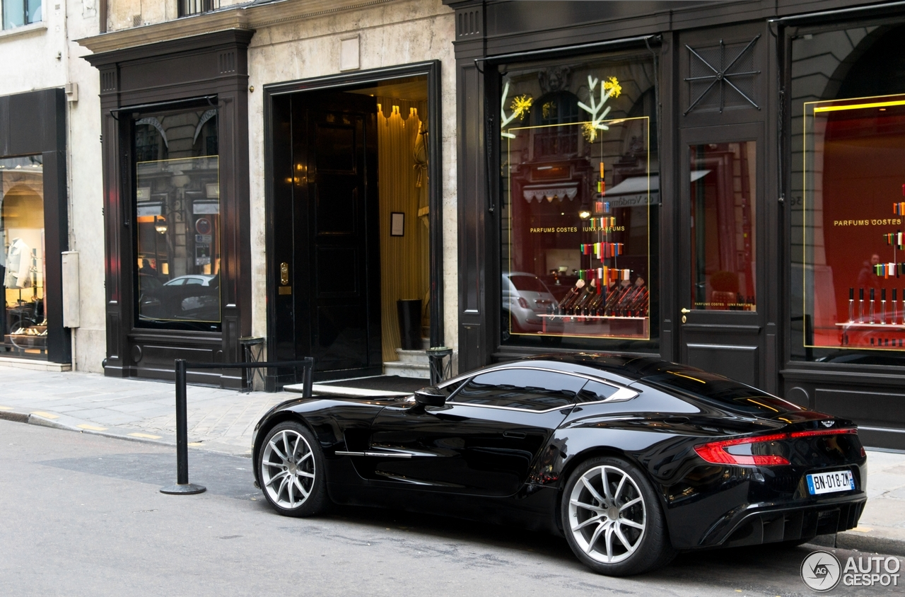 Chicago Luxury Motors >> Aston Martin One-77 - 8 January 2013 - Autogespot