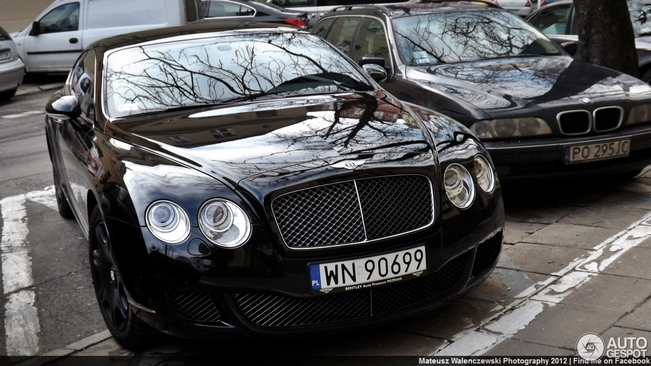 Bentley Continental Gt Speed 8 Stycze 2013 Autogespot