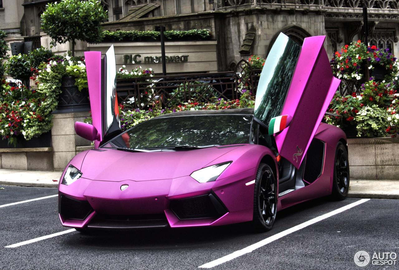 Lamborghini Aventador Lp760 2 Oakley Design 9 January