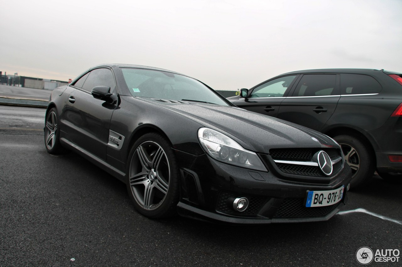 Mercedes benz sl 63 amg 11 janvier 2013 autogespot for Mercedes benz sl 63 amg