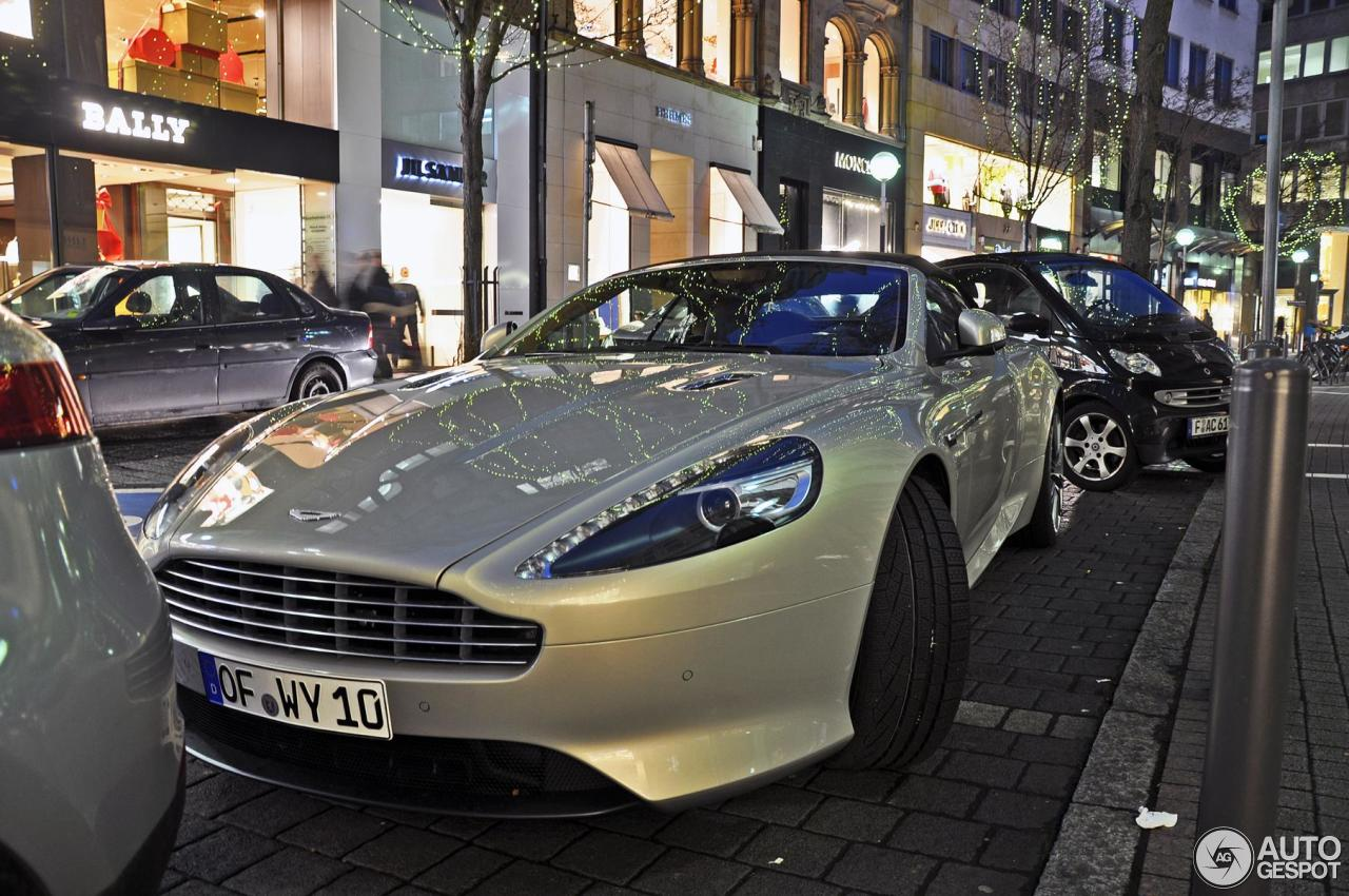 Aston Martin Virage Price in India 8 i Aston Martin Virage