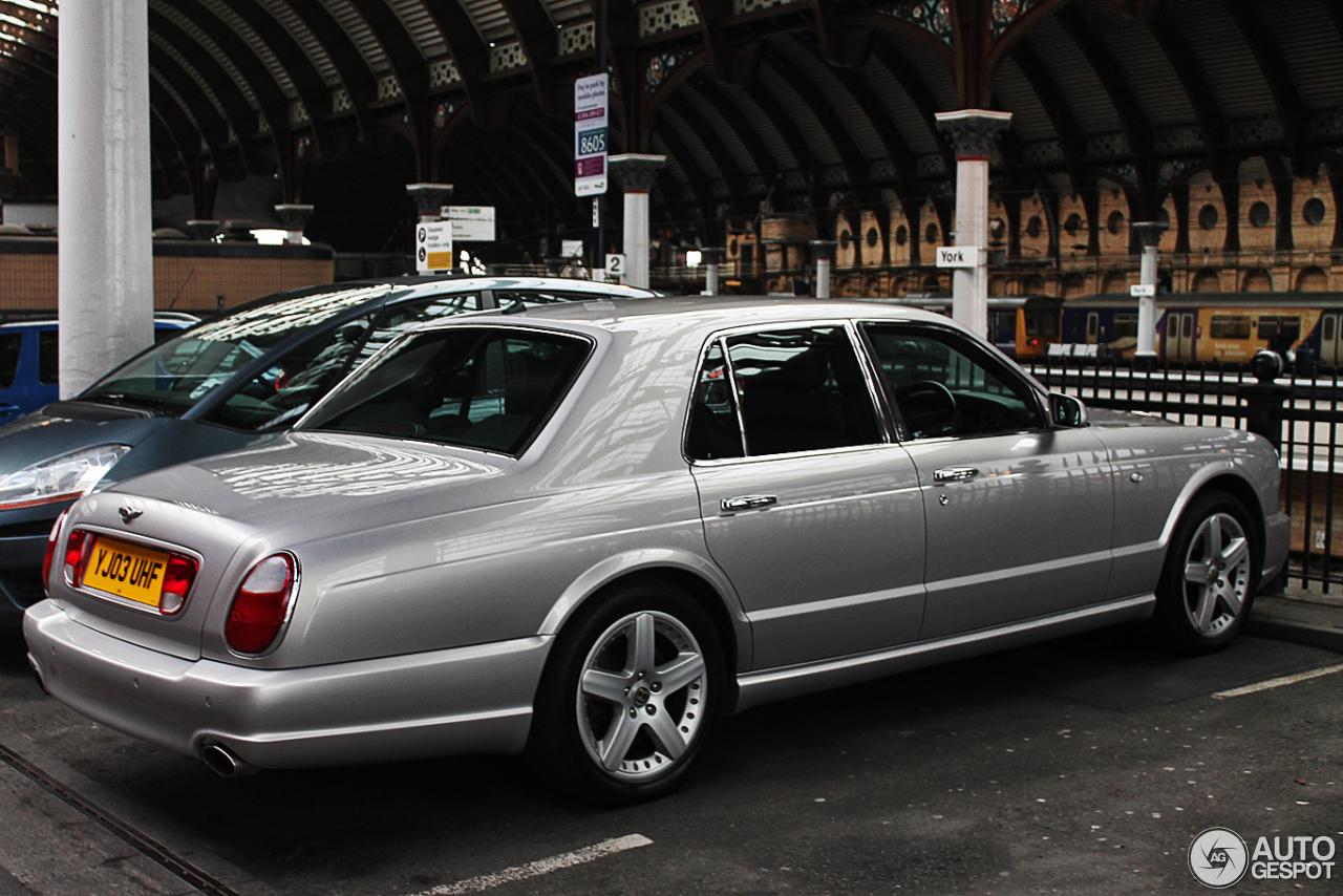 Bentley Arnage T 14 January 2013 Autogespot