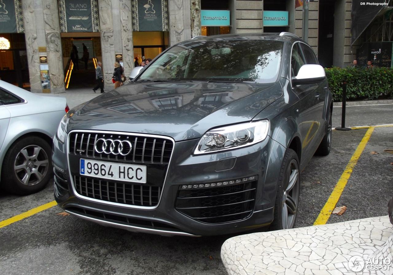 Audi Q7 V12 TDI 16 January 2013 Autogespot
