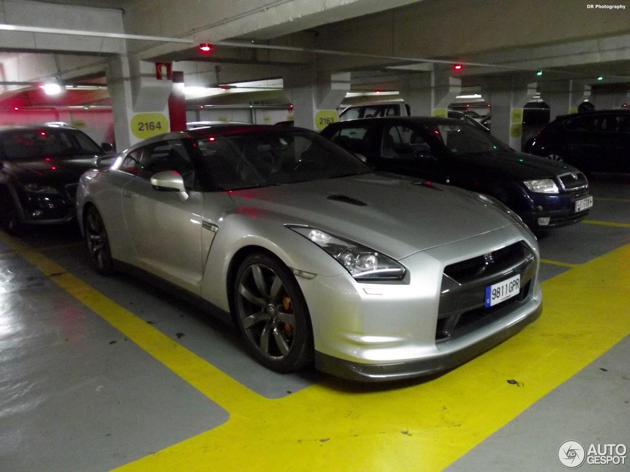 Nissan Gt R 16 Enero 2013 Autogespot
