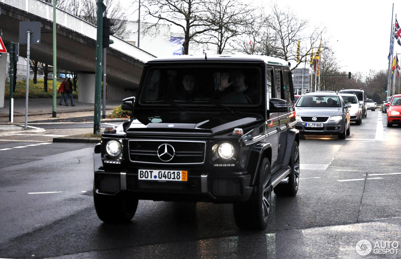 Mercedes-Benz Brabus G 63 AMG B63-620 - 17 January 2013 - Autogespot