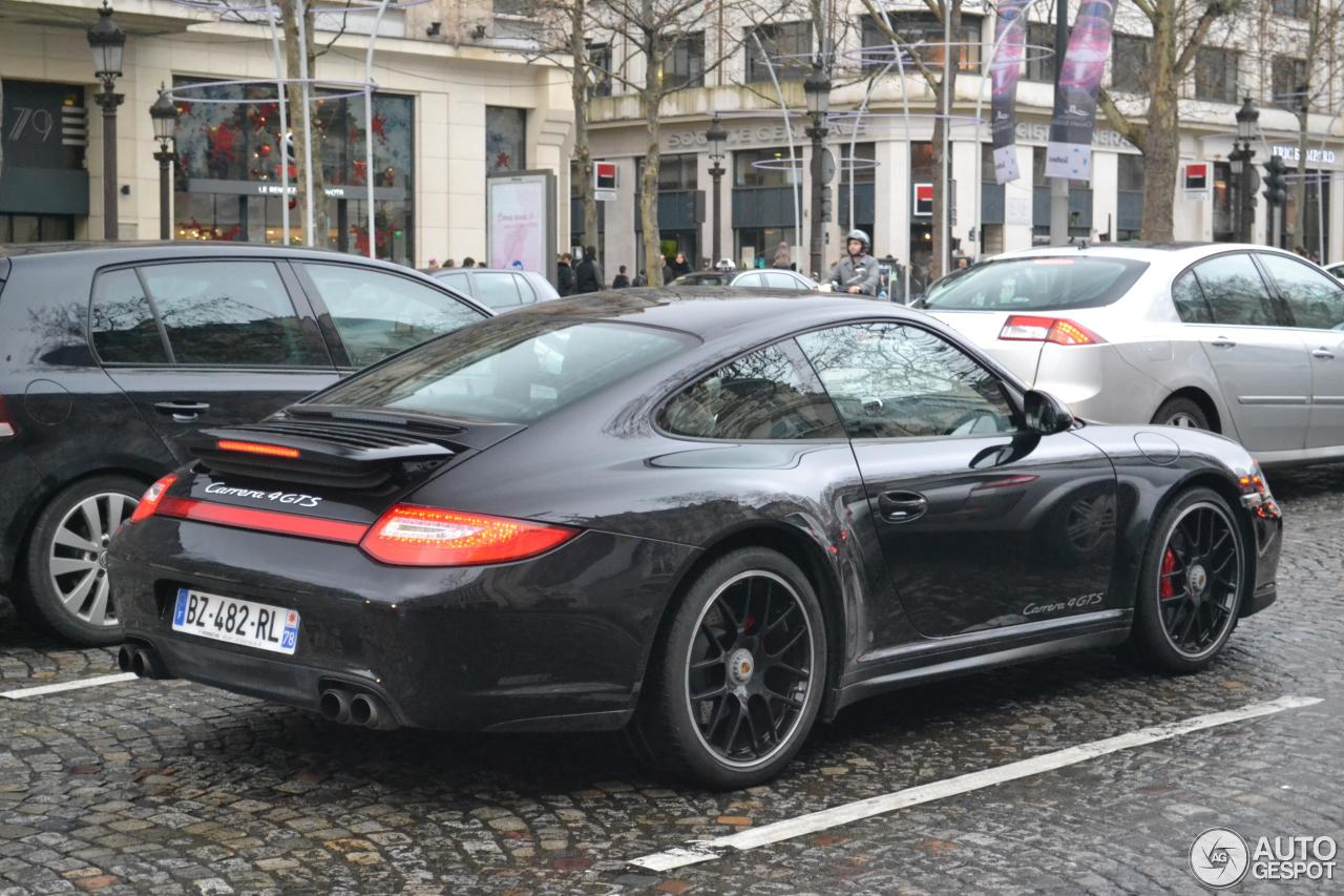 porsche 997 carrera 4 gts 17 january 2013 autogespot. Black Bedroom Furniture Sets. Home Design Ideas