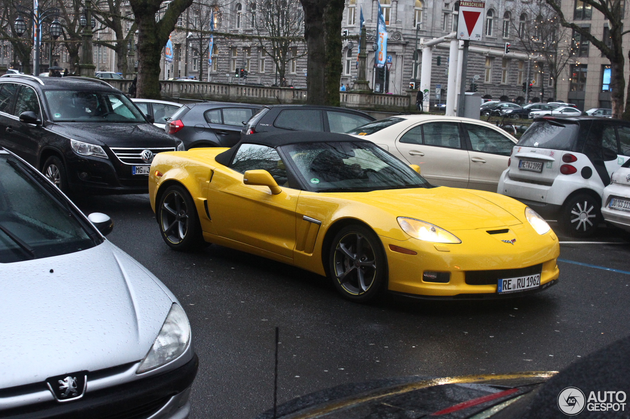 chevrolet corvette c6 grand sport convertible 19 january. Black Bedroom Furniture Sets. Home Design Ideas