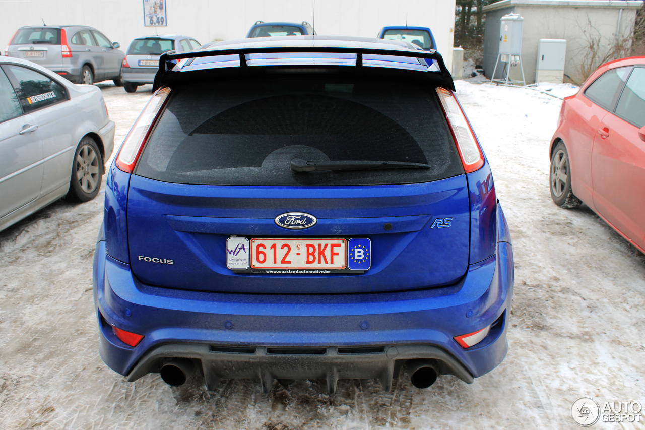 ford focus rs 2009 19 january 2013 autogespot. Black Bedroom Furniture Sets. Home Design Ideas