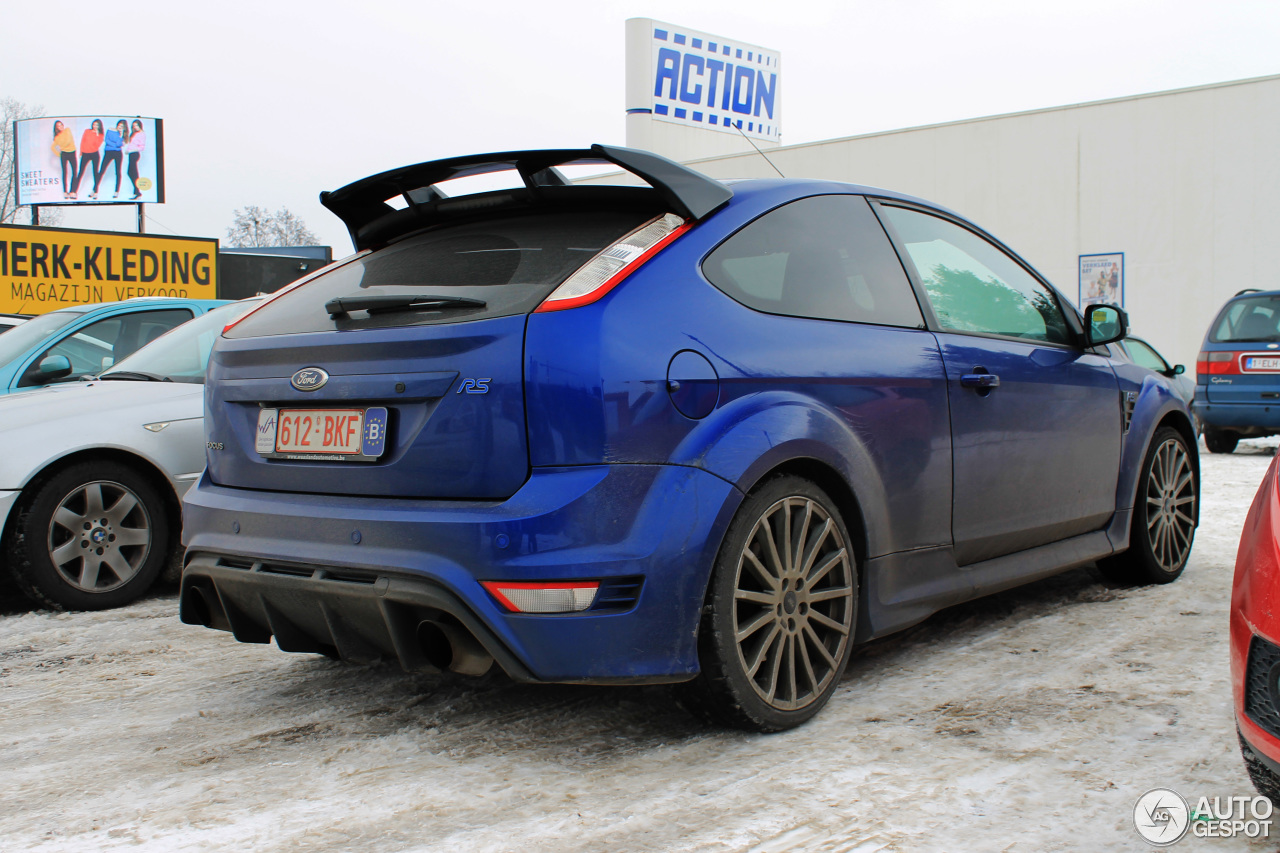 Ford Focus Rs 2009 19 Januari 2013 Autogespot
