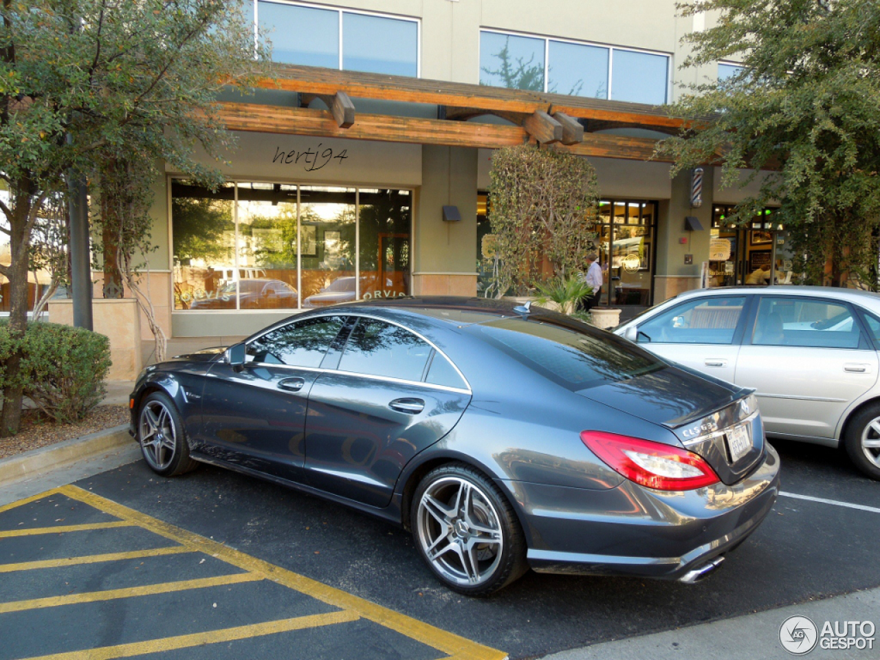 Mercedes benz cls 63 amg c218 20 january 2013 autogespot for 2013 mercedes benz cls 63 amg