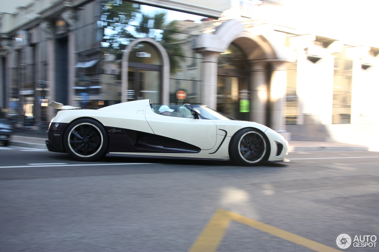 koenigsegg agera r 21 janvier 2013 autogespot. Black Bedroom Furniture Sets. Home Design Ideas