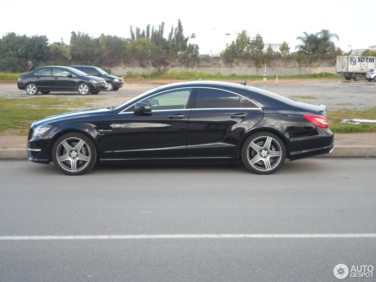 Mercedes benz cls 63 amg c218 23 january 2013 autogespot for 2013 mercedes benz cls 63 amg