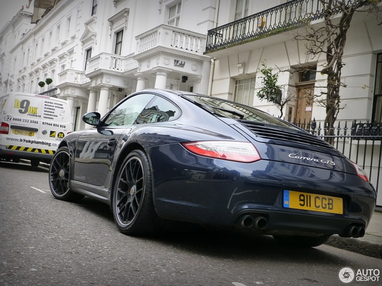 porsche 997 carrera gts 24 january 2013 autogespot. Black Bedroom Furniture Sets. Home Design Ideas