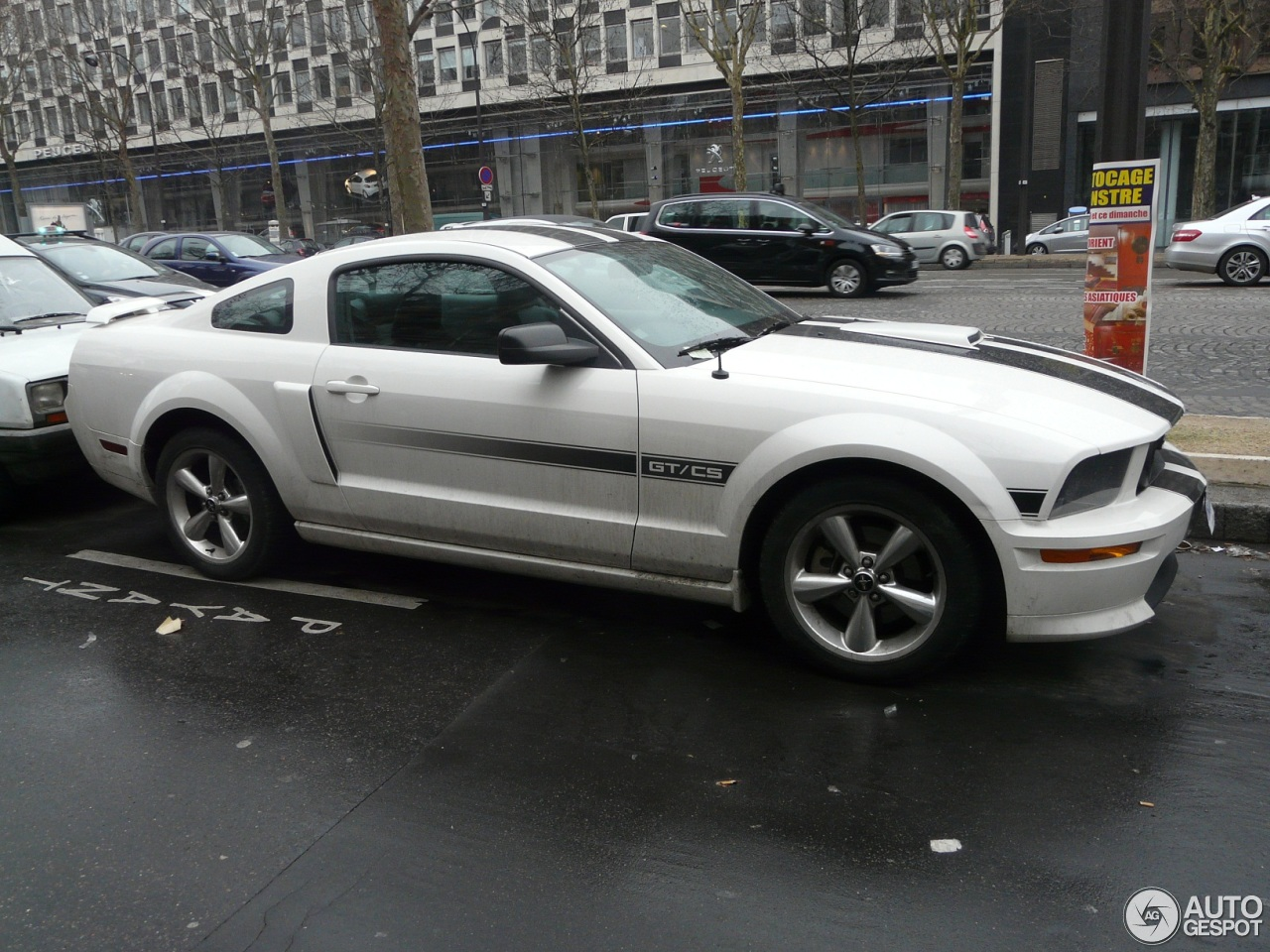ford mustang gt california special 26 january 2013 autogespot. Black Bedroom Furniture Sets. Home Design Ideas