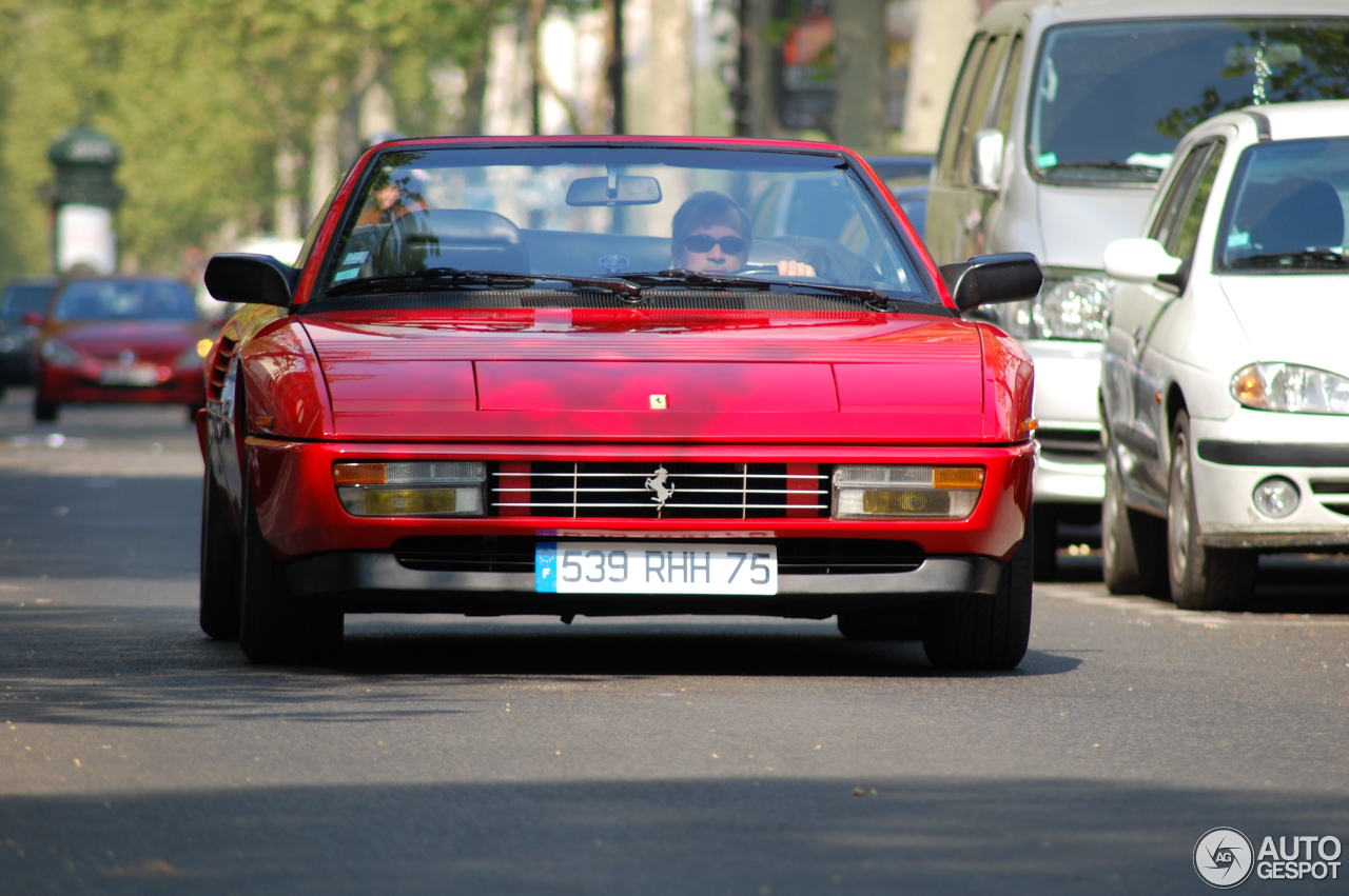 ferrari mondial t cabriolet 29 gennaio 2013 autogespot. Black Bedroom Furniture Sets. Home Design Ideas