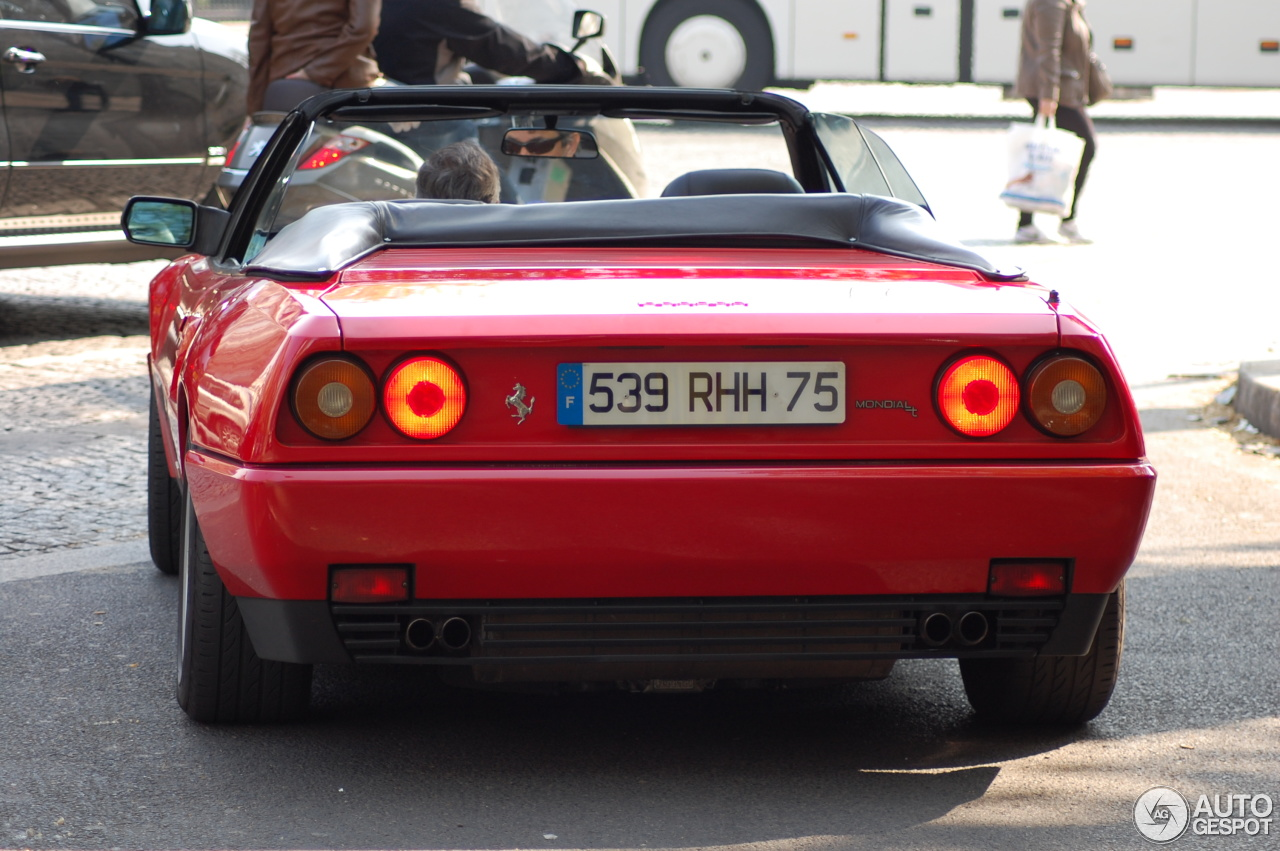 ferrari mondial t cabriolet 29 january 2013 autogespot. Black Bedroom Furniture Sets. Home Design Ideas