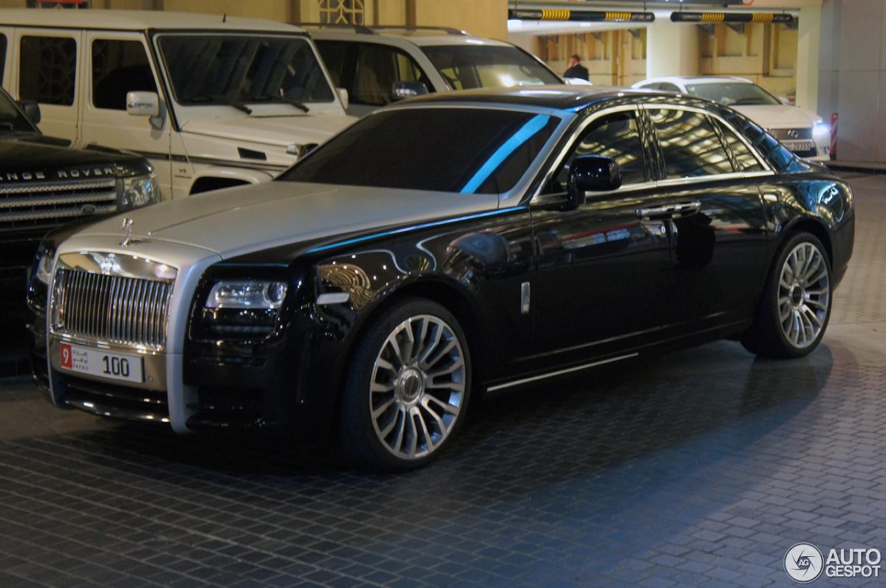 Mansory Rolls Royce Wraith Price >> Rolls-Royce Mansory Ghost - 29 January 2013 - Autogespot