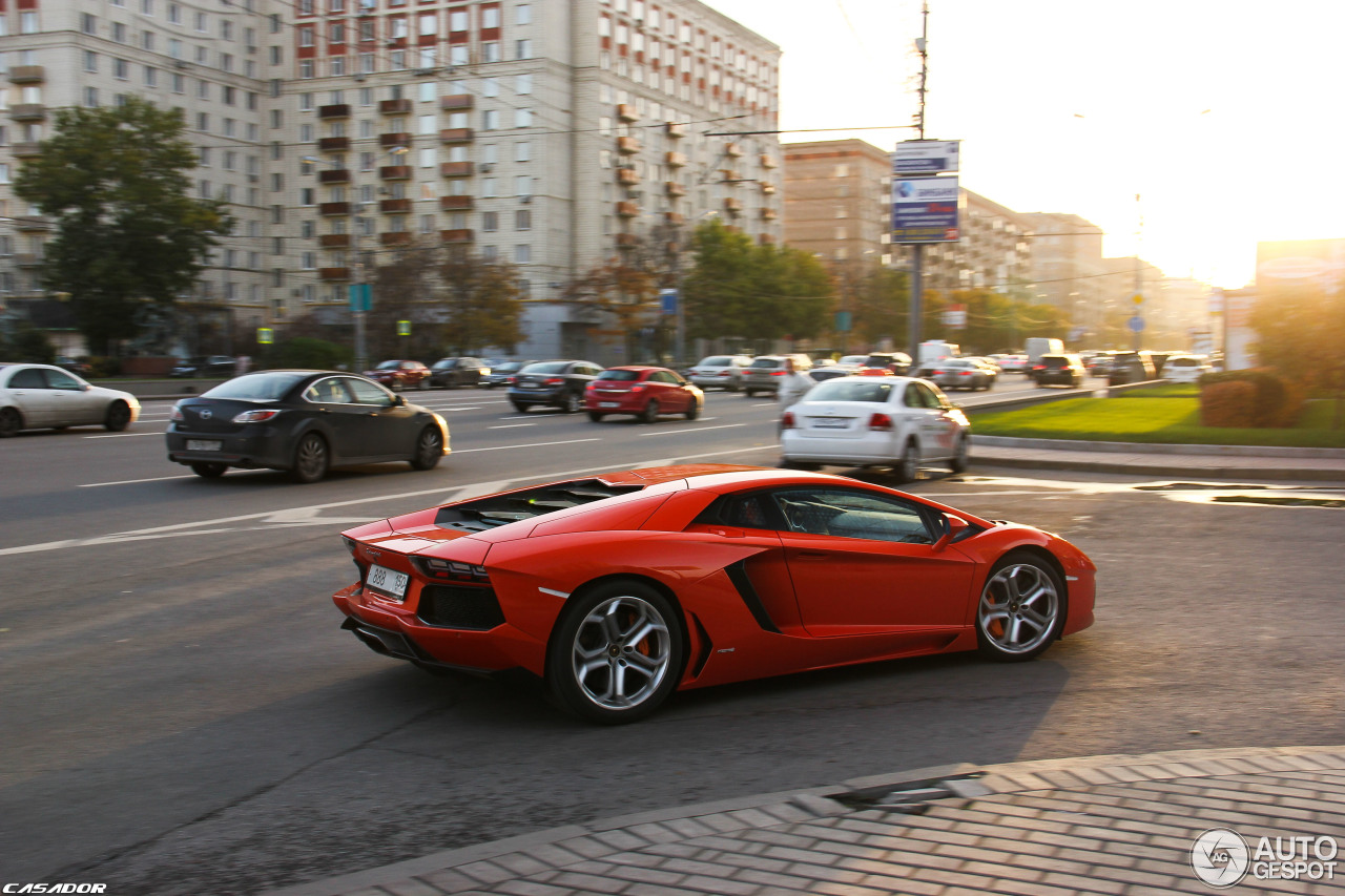 lamborghini aventador lp700 4 2 fvrier 2013 autogespot. Black Bedroom Furniture Sets. Home Design Ideas