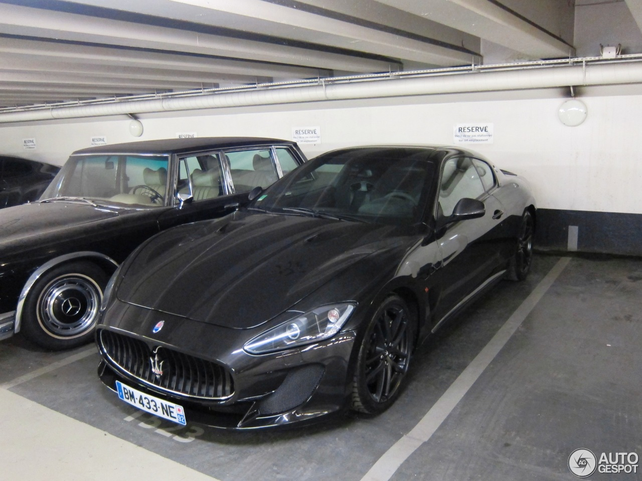 maserati granturismo mc stradale 2 februar 2013 autogespot. Black Bedroom Furniture Sets. Home Design Ideas