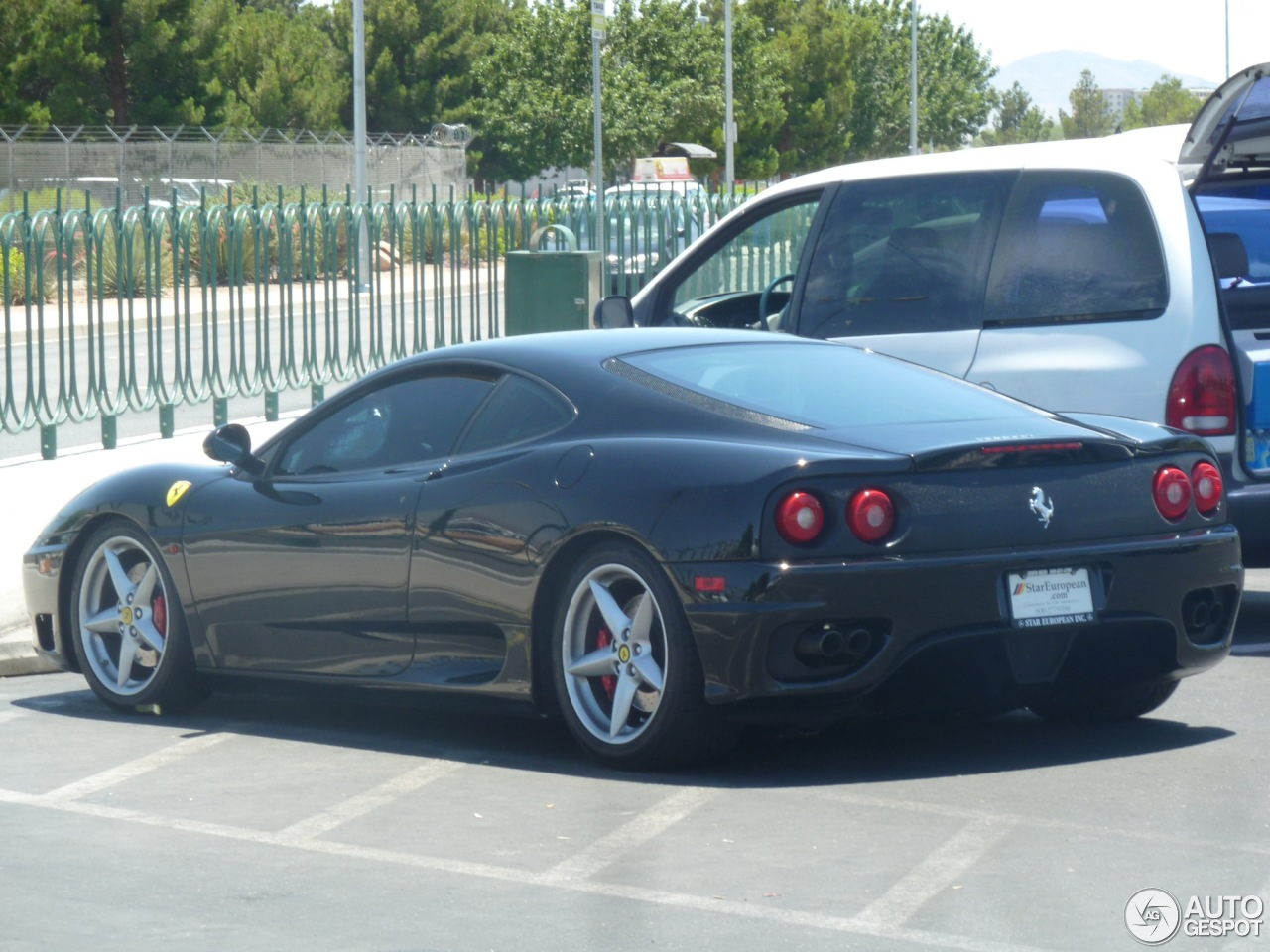 ferrari 360 modena 5 february 2013 autogespot. Black Bedroom Furniture Sets. Home Design Ideas