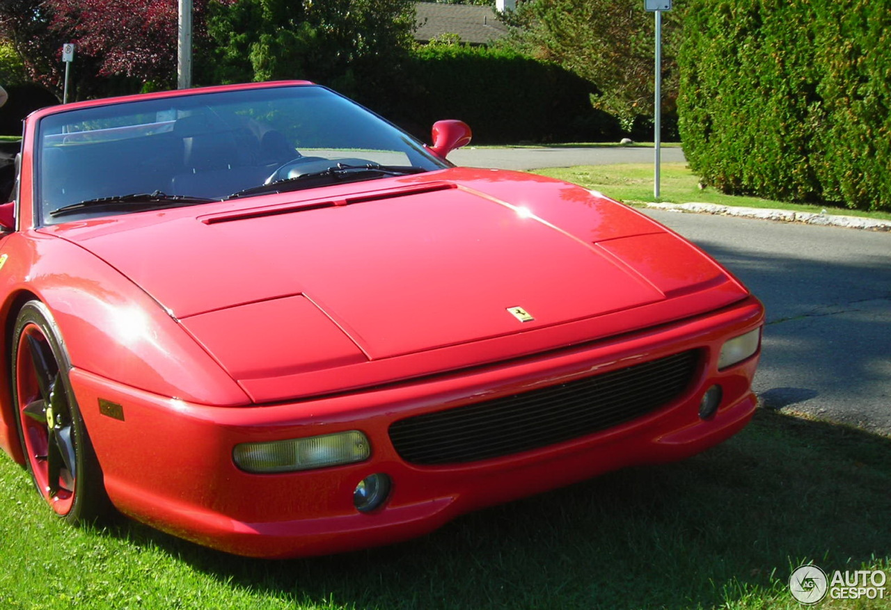ferrari f355 spider 5 february 2013 autogespot. Black Bedroom Furniture Sets. Home Design Ideas