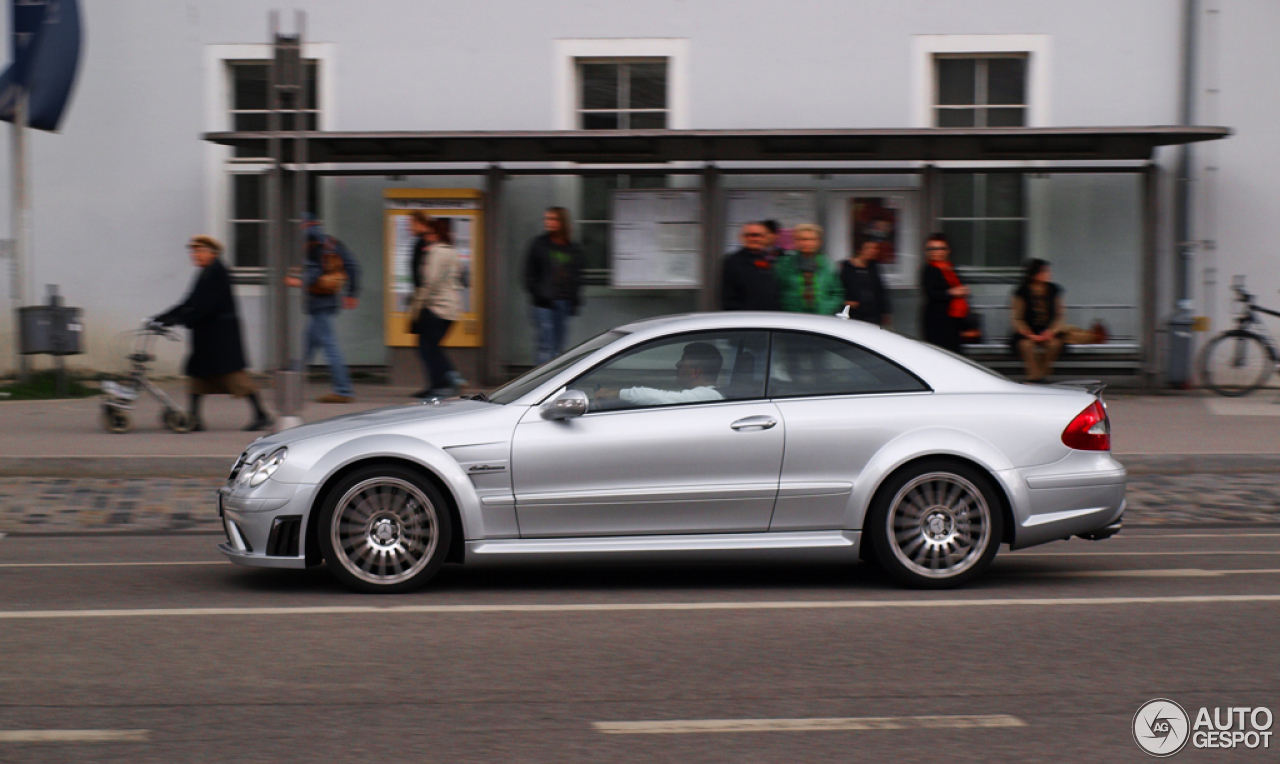 Mercedes benz clk 63 amg black series 8 february 2013 for Mercedes benz clk 63 amg