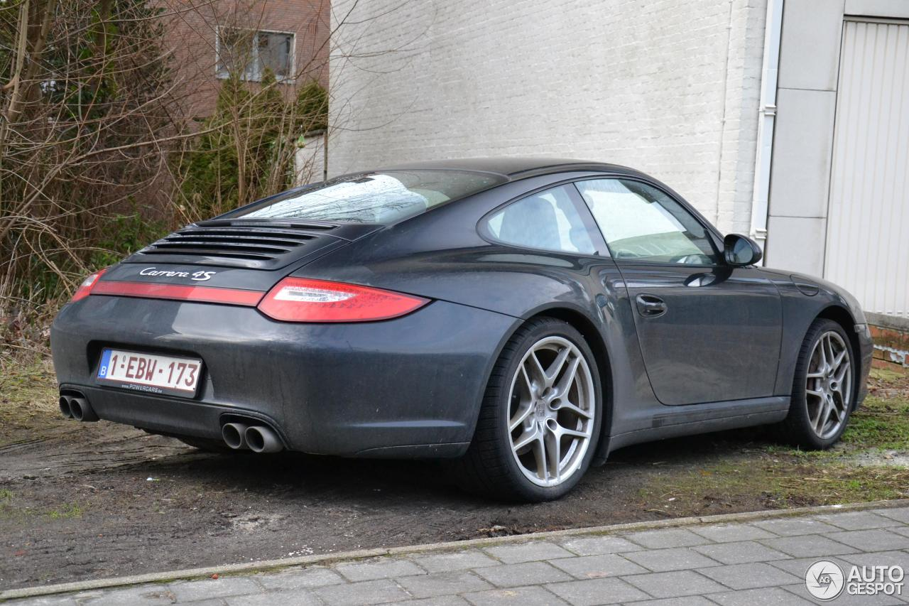 porsche 997 carrera 4s mkii 9 februari 2013 autogespot. Black Bedroom Furniture Sets. Home Design Ideas