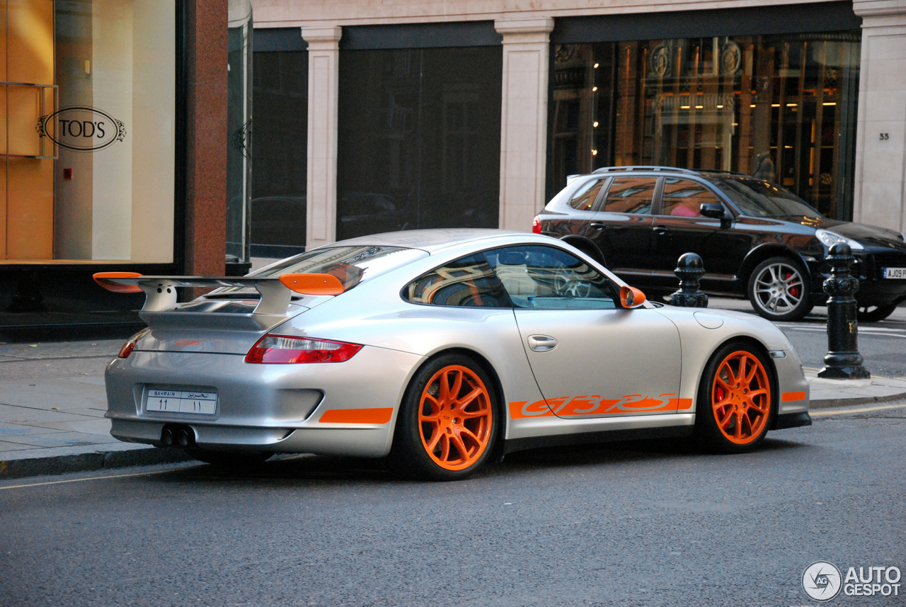 porsche 997 gt3 rs mki 9 februar 2013 autogespot. Black Bedroom Furniture Sets. Home Design Ideas