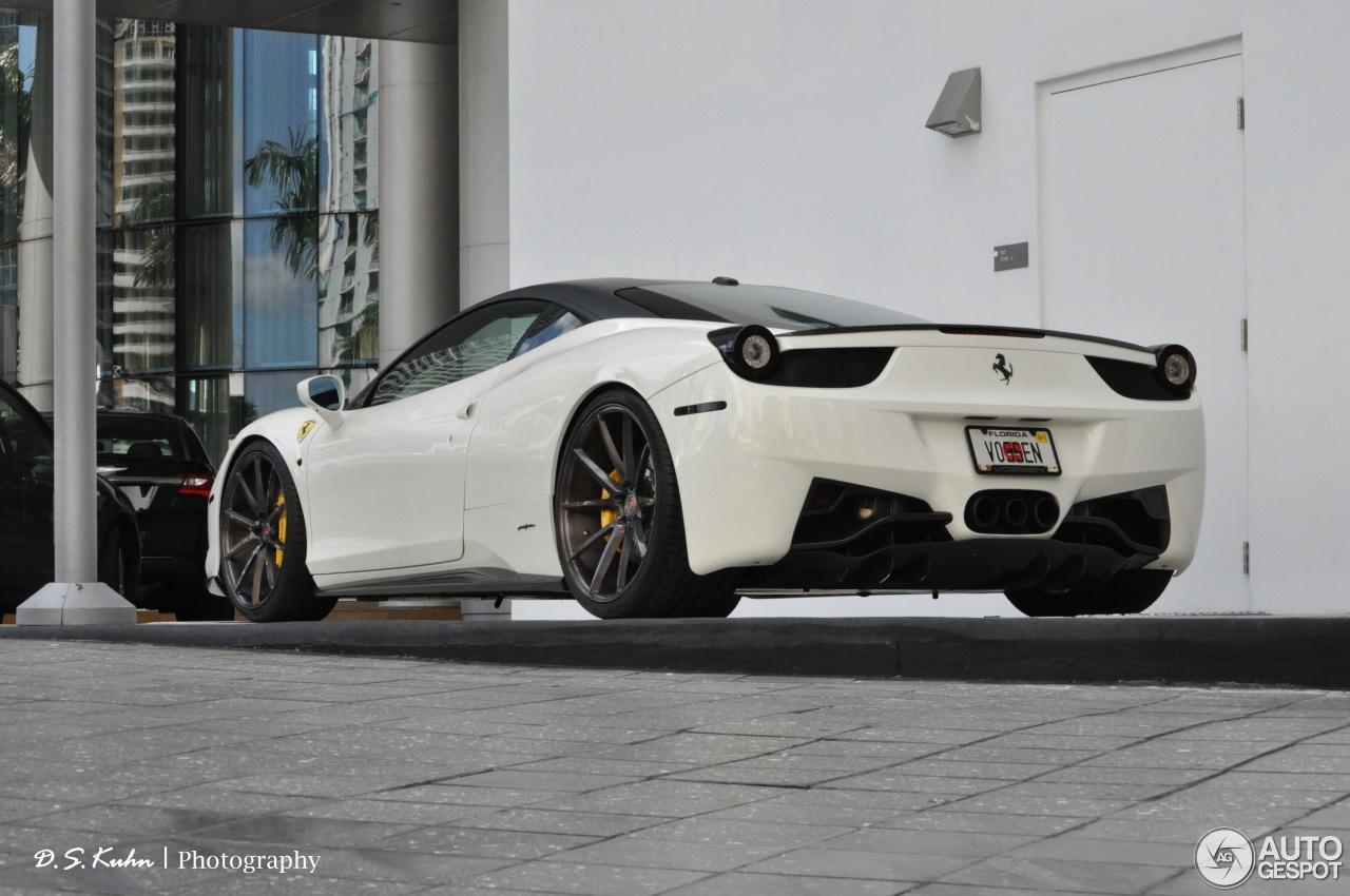 5 i ferrari 458 italia novitec rosso 5 - Wheelsandmore Ferrari 458 Italia