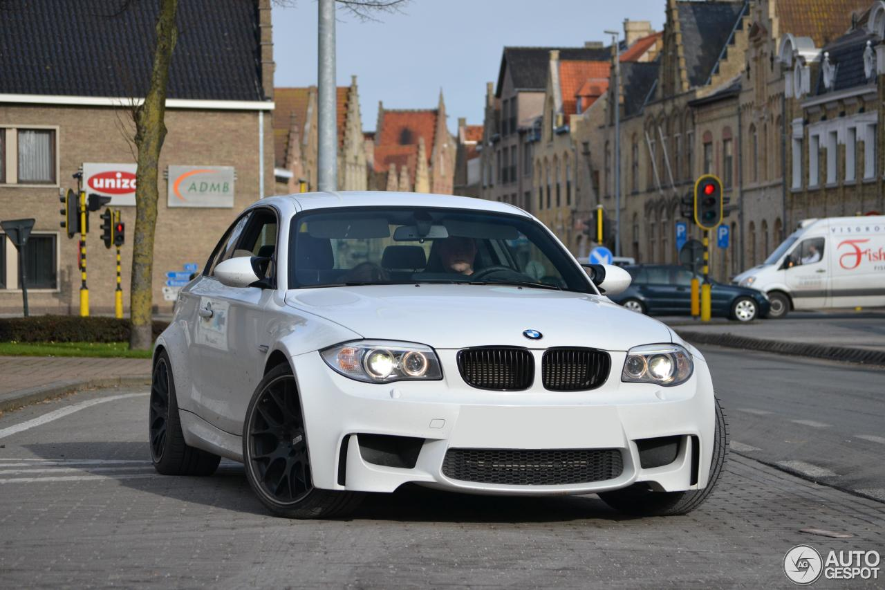 Bmw 1 series m coup 11 february 2013 autogespot - Black bmw 1 series coupe ...