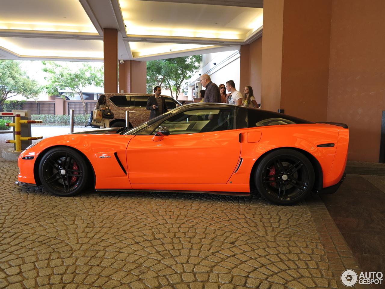 Z06 Corvette For Sale >> Chevrolet Corvette C6 Z06 - 11 February 2013 - Autogespot