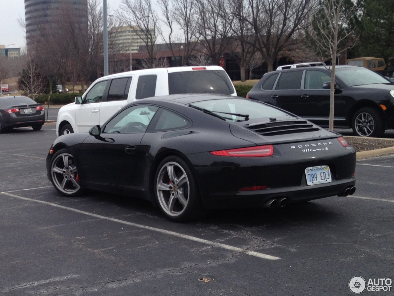 Porsche 991 Carrera S  13 February 2013  Autogespot