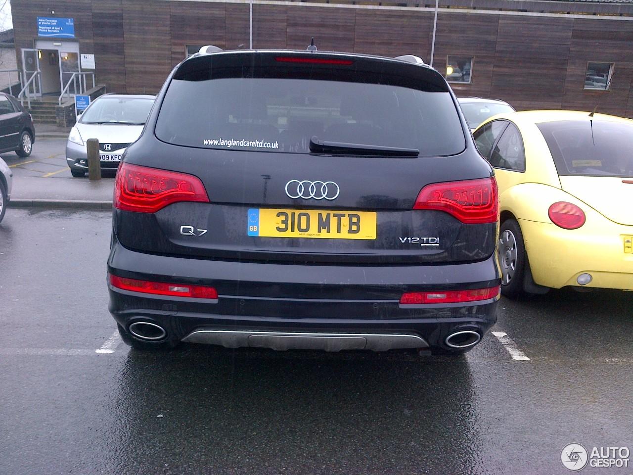 Audi Q7 V12 TDI - 14 February 2013 - Autogespot