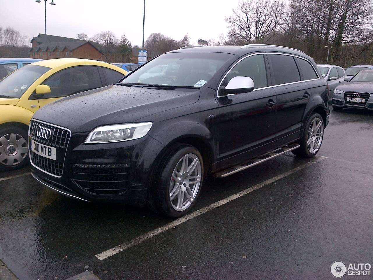 audi q7 v12 tdi 14 february 2013 autogespot. Black Bedroom Furniture Sets. Home Design Ideas