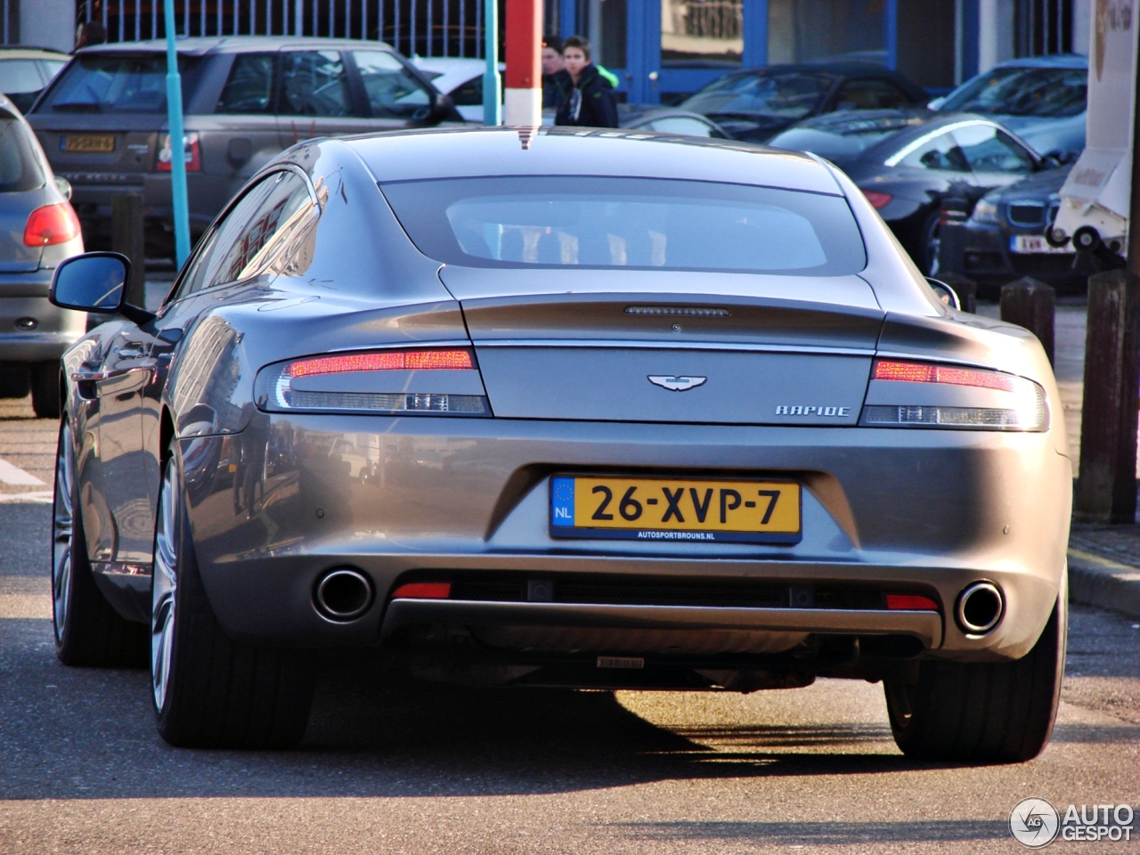 Aston Martin Rapide 17 February 2013 Autogespot