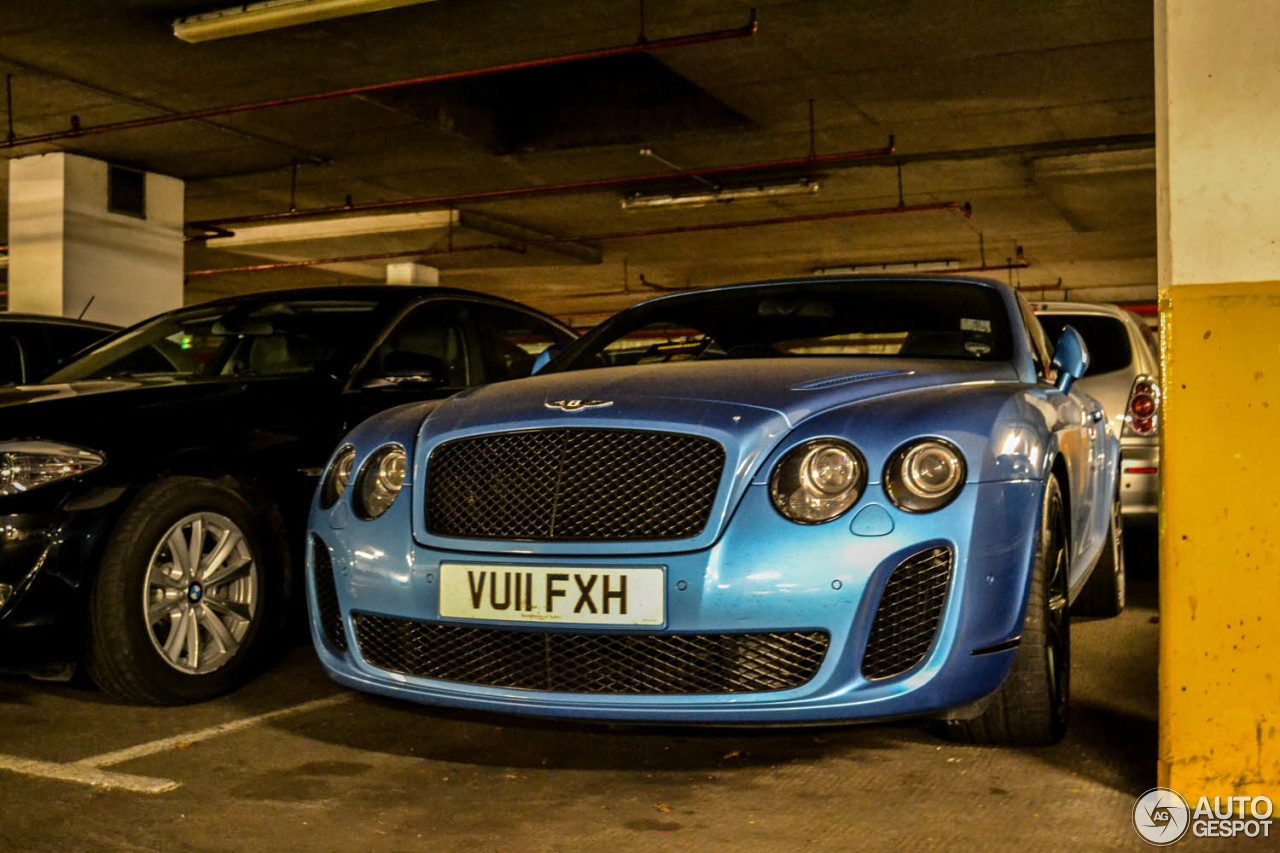 bentley continental supersports coup 17 february 2013 autogespot. Cars Review. Best American Auto & Cars Review