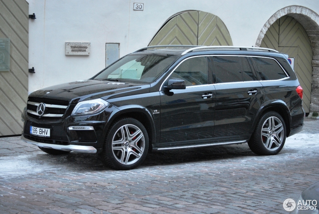 Mercedes benz gl 63 amg x166 17 february 2013 autogespot for Mercedes benz gls amg