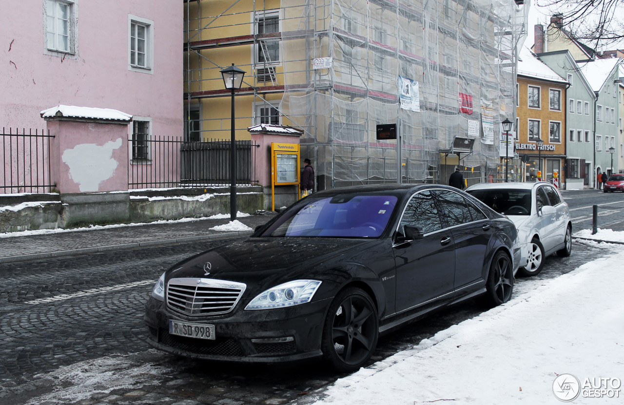 mercedes benz s 63 amg w221 2011 17 february 2013 autogespot. Black Bedroom Furniture Sets. Home Design Ideas