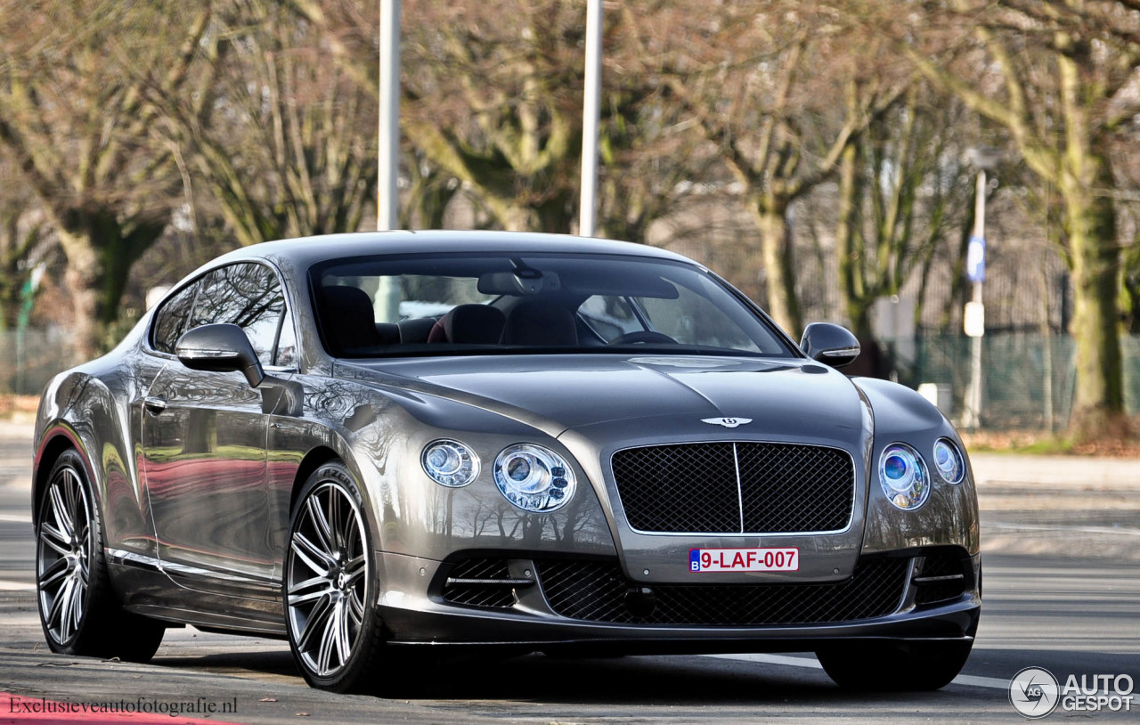 bentley continental gt speed 2012 18 february 2013. Black Bedroom Furniture Sets. Home Design Ideas