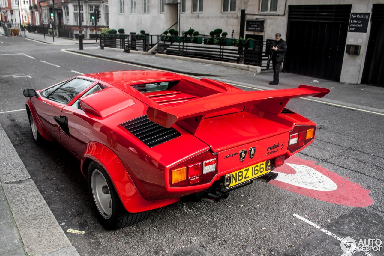 Lamborghini Countach 5000 S 18 February 2013 Autogespot