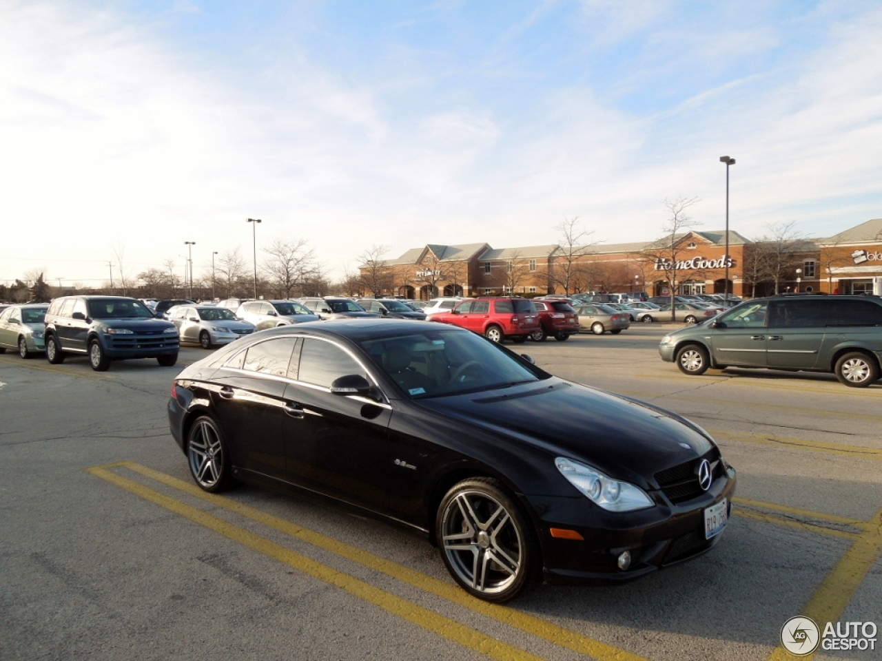 Mercedes Benz Cls 63 Amg C219 18 February 2013 Autogespot