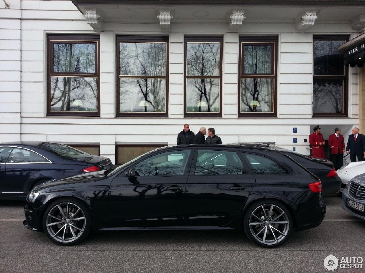 Audi Rs4 Avant B8 19 February 2013 Autogespot